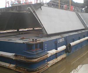 trattamento copertura esterna nave gasiera